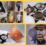 Star Wars Birthday Package